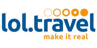 Lol.Travel logo