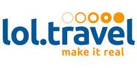 Lol.Travel logo